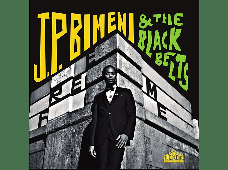 J.P. Bimeni, The Black Belts - Free Me [CD]