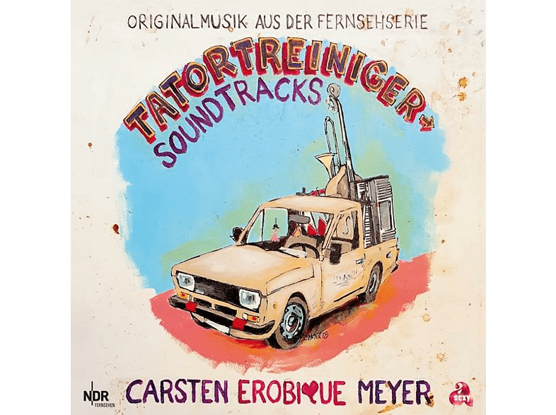 Carsten Erobique Meyer - Tatortreiniger Soundtracks [CD]