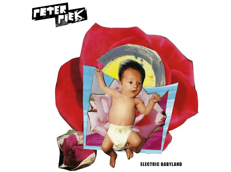 Peter Piek - Electric Babyland [CD]