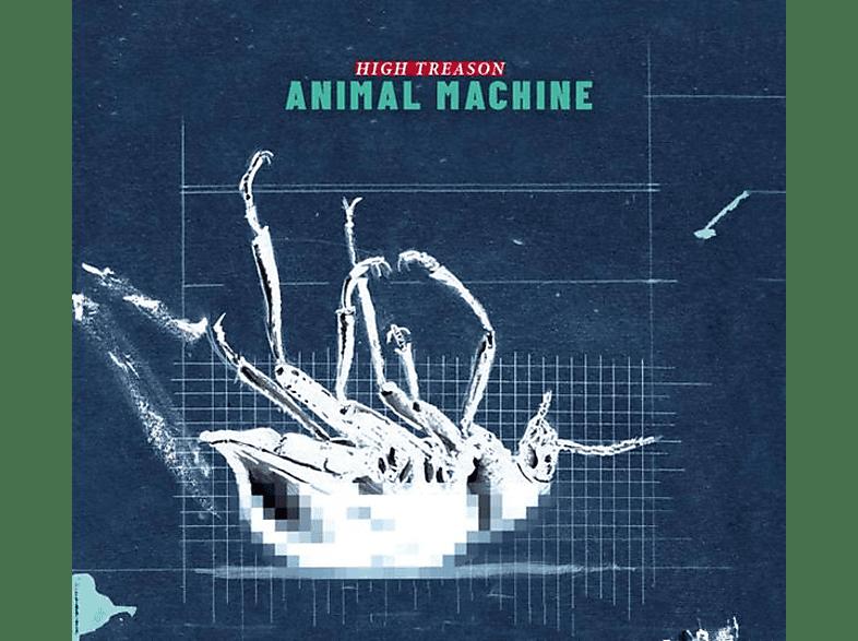 Animal Machine - High Treason [CD]