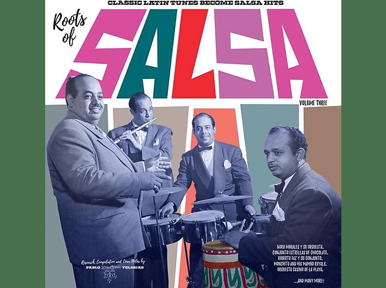 VARIOUS - Roots Of Salsa Vol.3/Classic Latin Tunes Becas [LP + Bonus-CD]