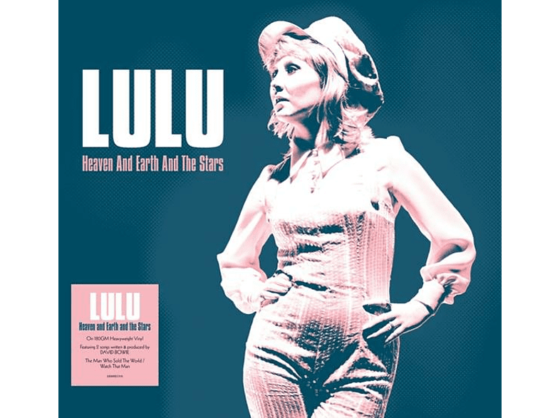 Lulu - Heaven And Earth And The Stars-180 Gram Vinyl [Vinyl]