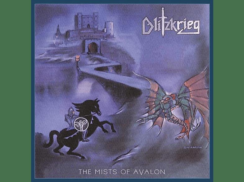 Blitzkrieg (uk) - The Mists Of Avalon (2LP/GTF/Blue Vinyl) [Vinyl]