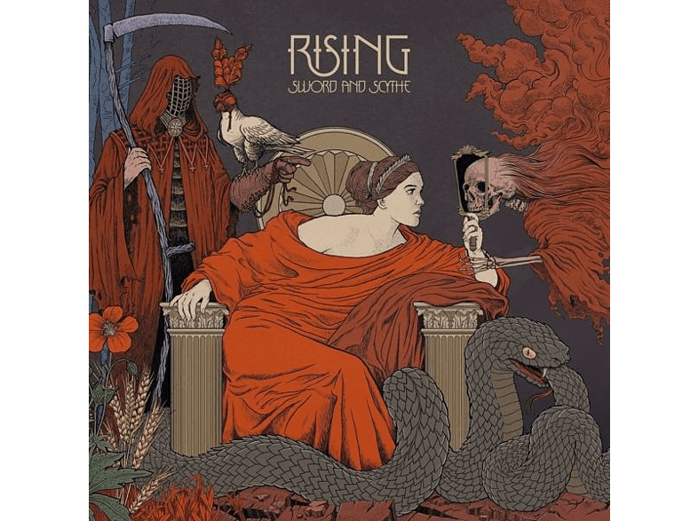 Rising - Sword And Scythe [Vinyl]