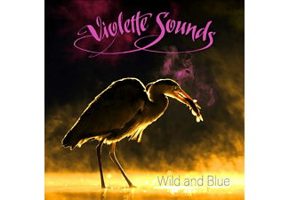 Violette Sounds - Wild And Blue (Coloured Vinyl) - (Vinyl)