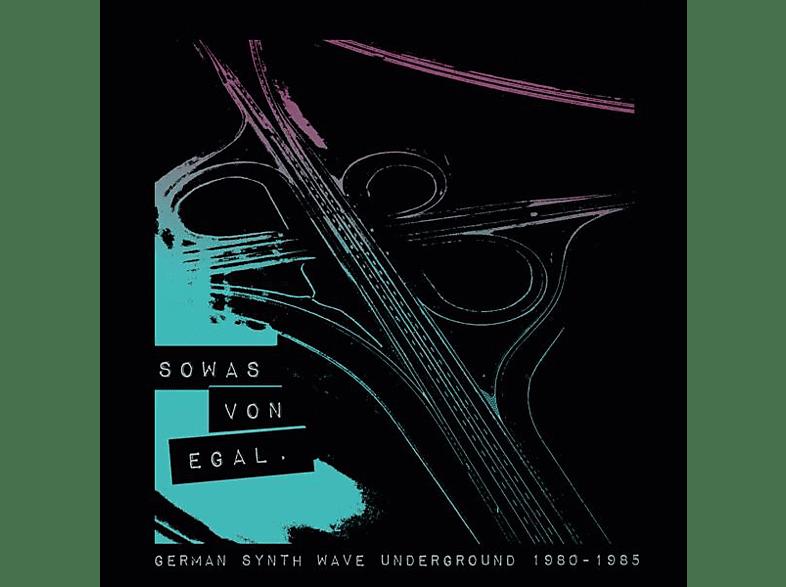 VARIOUS - Sowas von egal (German Synth Wave Underground 1980 [Vinyl]