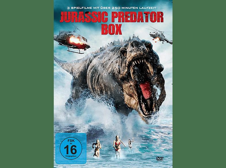 Jurassic Predator Box [DVD]