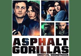 VARIOUS - Asphaltgorillas (Original Soundtrack)  - (CD)