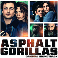 VARIOUS - Asphaltgorillas (Original Soundtrack)  - (CD)