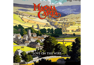 Magna Carta - Love On The Wire - (CD)