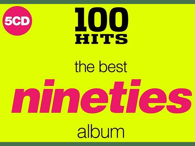 VARIOUS - 100 Hits-Best Nineties Album [CD]