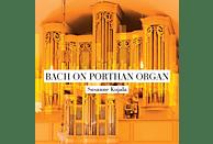 Susanne Kujala - BACH ON PORTHAN ORGAN [CD]