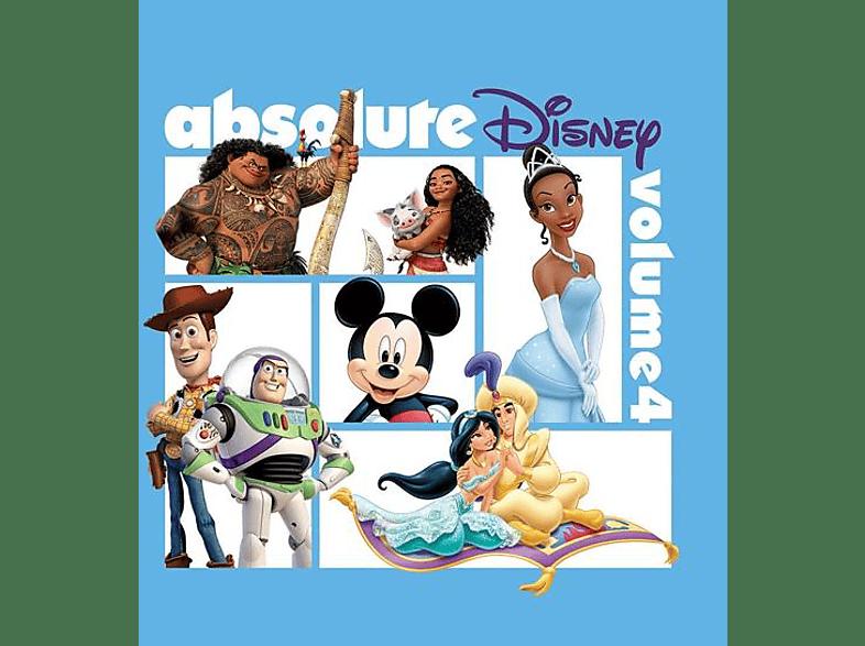 VARIOUS - Absolute Disney: Vol.4 [CD]