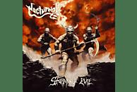 Nocturnal - Storming Evil (Bone Vinyl) [Vinyl]