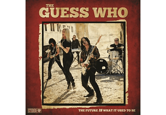 The Guess Who - The Future Is What It Use - (Vinyl)