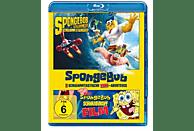 SpongeBob Schwammkopf-Der Film & SpongeBob... [Blu-ray]