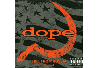 D.O.P.E. - Live From Russia - (CD)