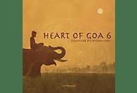 VARIOUS - Heart Of Goa Vol.6 [CD]