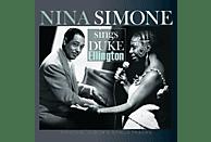 Nina Simone - Sings Ellington!-(weiss/blau/schwarzes Vinyl) [Vinyl]