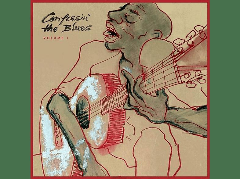 VARIOUS - Confessin' the Blues Vol.1 [Vinyl]