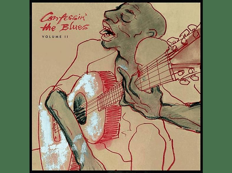 VARIOUS - Confessin' the Blues Vol.2 [Vinyl]