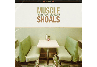 VARIOUS - Muscle Shoals:Small Town,Big Sound - (CD)