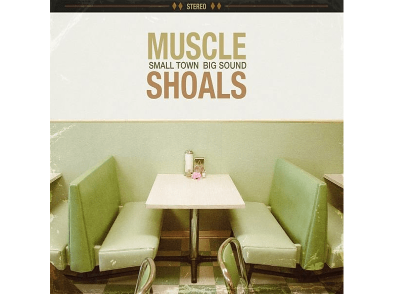 VARIOUS - Muscle Shoals:Small Town,Big Sound [CD]