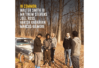 Matthew Stevens, Walter Smith Iii - In Common - (CD)