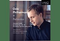 Vasily Petrenko | Oslo Philharmonic Orchestra | Ki - Sinfonie 1,op.26|The Poem Of Fire,op.60 [CD]