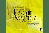Metamorphoses Et Biscantor! - Josquin Et L'Espagne [CD]
