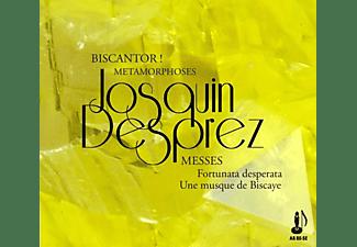 Metamorphoses Et Biscantor! - Josquin Et L'Espagne  - (CD)