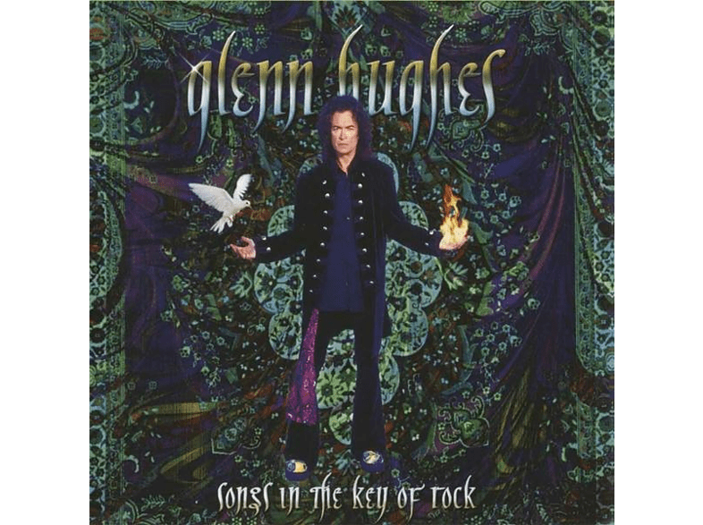 Glenn Hughes - Songs In The Key Of Rock [Vinyl]