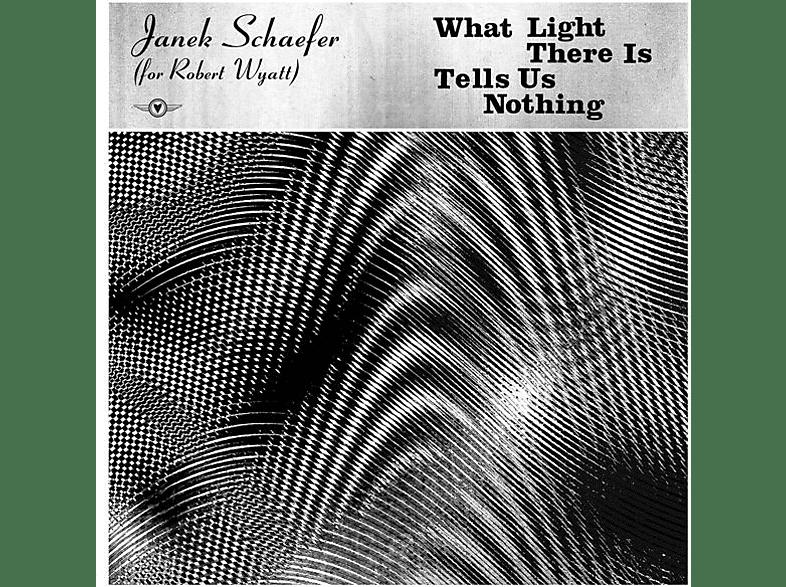 Janek Schaefer (for Robert Wyatt) - What Light There Is Tells Us Nothing [Vinyl]