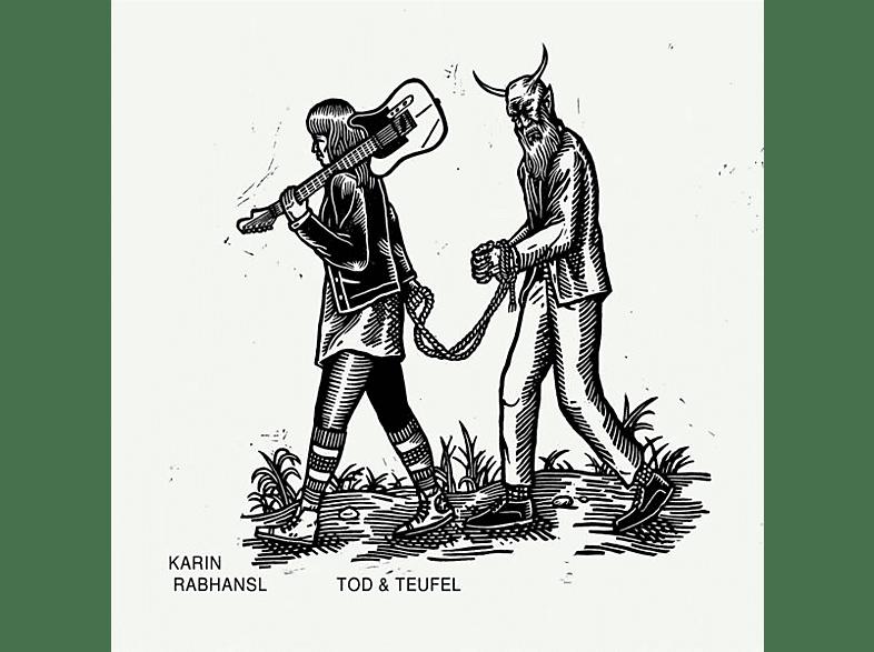 Karin Rabhansl - Tod & Teufel [CD]