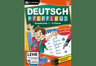 Deutsch Pfiffikus Grundschule - [PC]