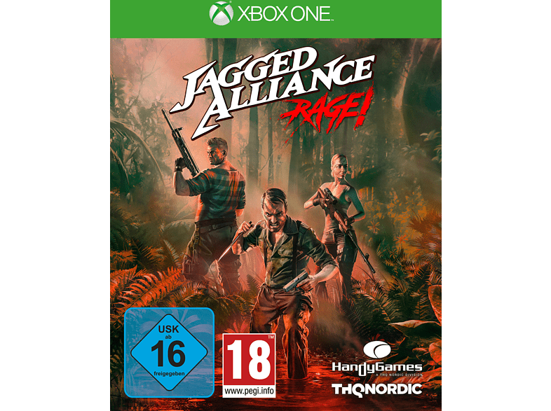 Jagged Alliance: Rage! [Xbox One]