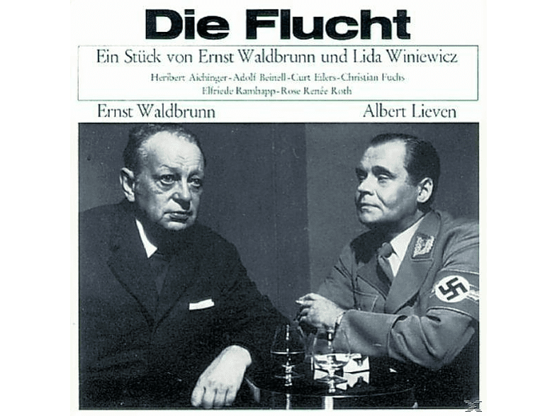 Waldbrunn/Lieven/Eilers - Die Flucht [CD]