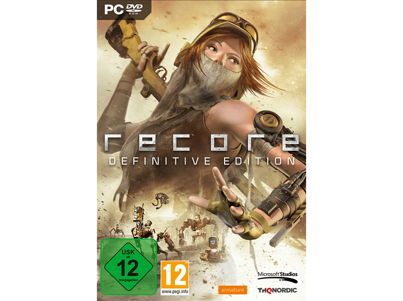 Recore Definitve Edition [PC]