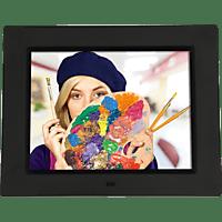 ROLLEI DPF-800 Digitaler Bilderrahmen, 20,3 cm, 1.024 x 768 Pixel, Schwarz