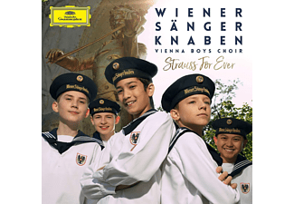 Wiener Sängerknaben Strauss for Ever CD