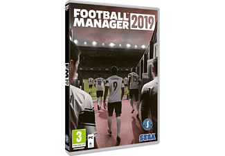 PC/Mac - Football Manager 2019 /F