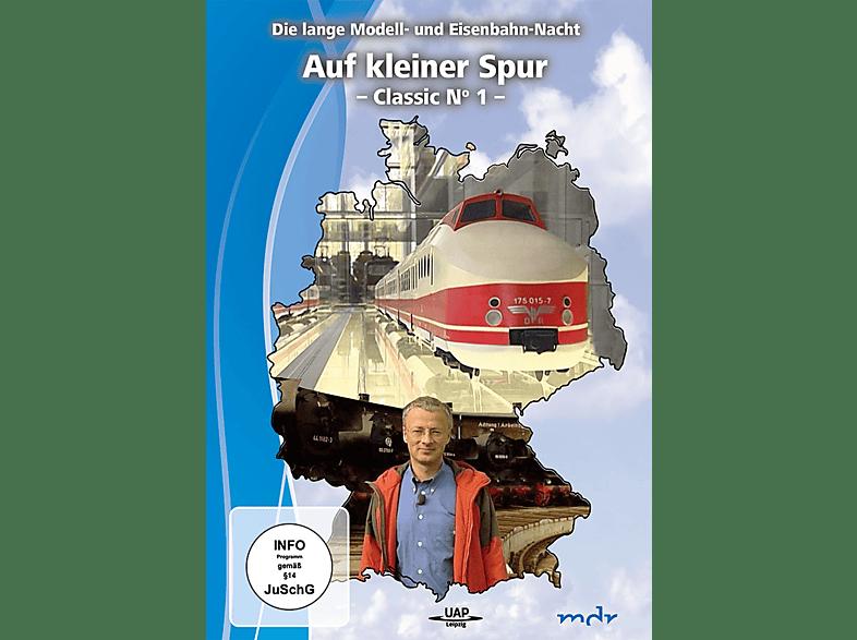 CLASSIC 1 DIE LANGE MODELL- UND EISENBAHNNACHT - A [DVD]