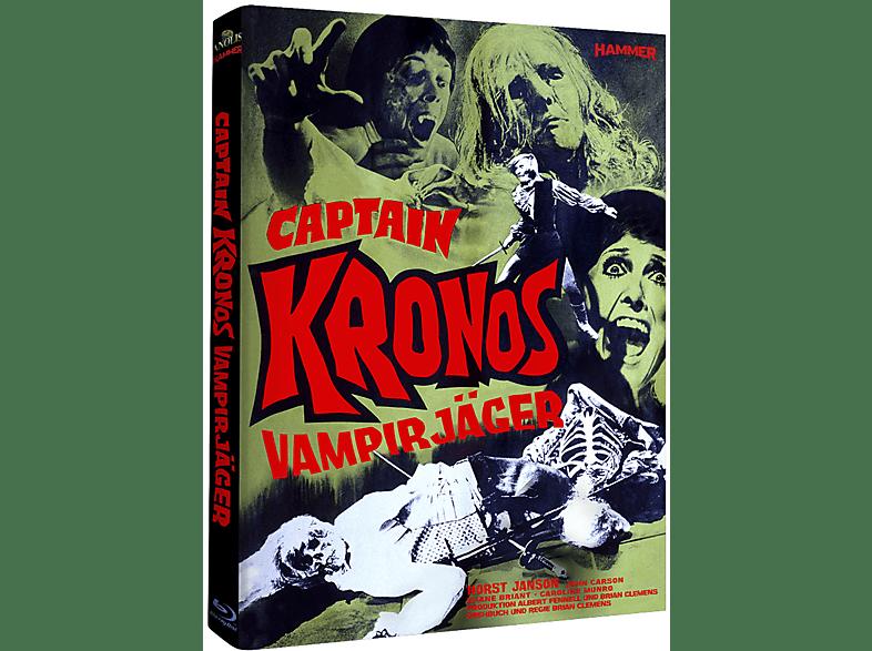 CAPTAIN KRONOS - VAMPIRJÄGER (MB COVER B) [Blu-ray]