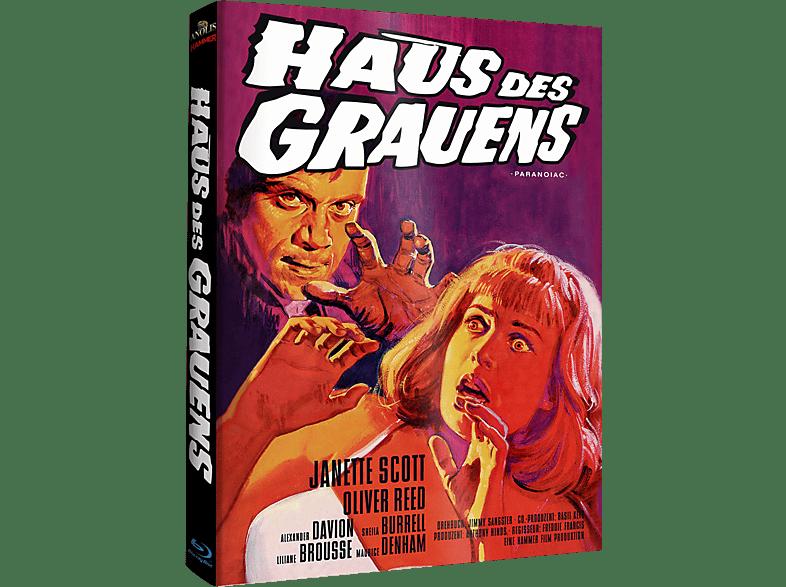 HAUS DES GRAUENS (MEDIABOOK COVER B) [Blu-ray]