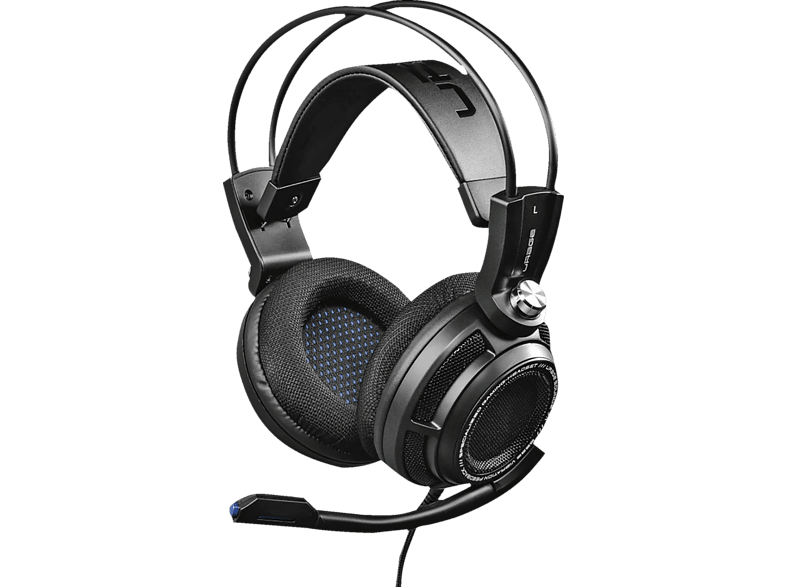 HAMA uRage SoundZ 7.1 Gaming Headset Schwarz