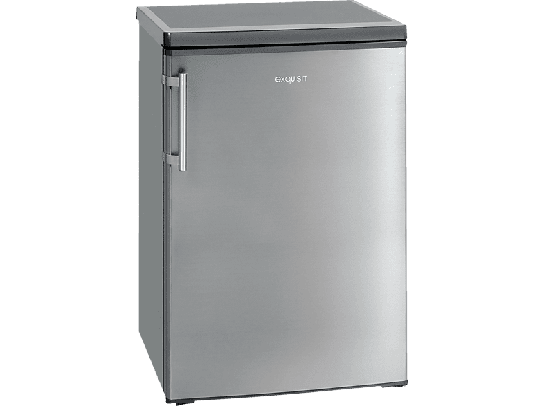 845 mm hoch Weiß EXQUISIT KS 16-1 RVA+++ A+++ Kühlschrank Standgerät