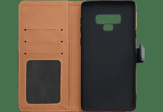 V-DESIGN BV 442, Bookcover, Samsung, Galaxy Note 9, Schwarz