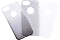V-DESIGN VSP 069 , Backcover, Apple, iPhone 7, iPhone 8, Plastik + Thermoplastisches Polyurethan, Schwarz