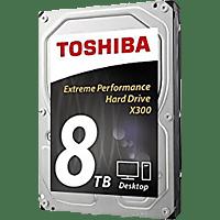 TOSHIBA X300, 8 TB HDD, 3.5 Zoll, intern
