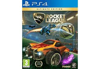PS4 - Rocket League - Ultimate Edition /D/F